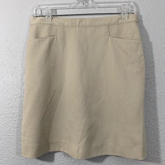 Cutter & Buck Pants - Cutter & Buck Khaki Skort size 6